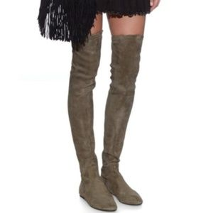 Isabel Marant Etoile Brenna Over-the-knee Boots